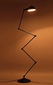 מנורות רצפת אור 1 פשוט מודרניות אמנותיות