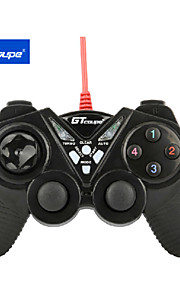 gtc® wired DUALSHOCK game controller (USB-port) støtte win7 / Win8