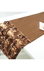 Рождество 3d выросли стол бегун изготовлены статьи украшение стола