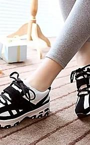 Amir 2015 Hot Sale Women's Shoes Flat Heel Comfort Fashion Sneakers Outdoor/Casual Black/Gray