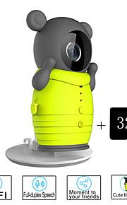 besteye® 32gb TF kort og søde trådløs wifi kamera med IR nattesyn ip overvågning trådløst kamera