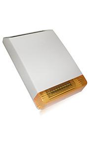 la prévention des uv extérieure corne d'alarme spécifications sirène avec 3 - façon interrupteur de sécurité