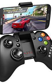 ipega® controlador bluetooth juego de teléfono inteligente inalámbrico para iphone / samsung (androide& Sistema IOS)
