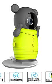besteye® schattig draadloze wifi camera met ir nachtzicht ondersteuning van 32 GB TF-kaart ip bewakingscamera