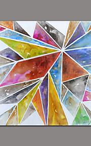 추상 유화 손으로 그린 벽 예술 다른 예술가 인쇄 플러스 지에 handpainted p675-1