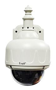 easyn 1.3MP p2p trådløs PTZ udendørs domo ip kamera, med 16g sd-kort og ir nattesyn