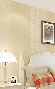 nouvelles bandes verticales de papier peint d'arc-en-™ floral revêtement mural floral, papier non-tissé floral