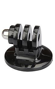 Kingma sort stativ mount GoPro monopod adapter tilbehør til camerago pro hero 4/3 + / 3/2/1