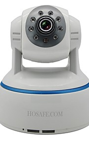 IP Camera - HOSAFE - Al Coperto - PTZ -Giorno Notte/Sensore di movimento/Dual Stream/Accesso Remoto/Filtro IR-cut/Installazione protetta
