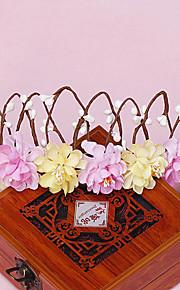 Women's Plastic Headpiece - Wedding/Special Occasion Wreaths 1 Piece