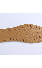 Leather Insoles & Accessories for Insoles & Inserts Brown/Gray/Beige One Pair