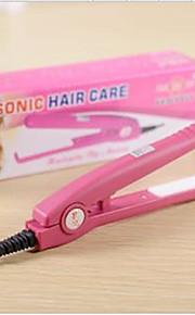 rett hår og hår curler splint elektrisk kryssfiner for rett