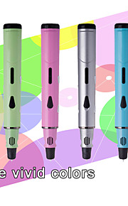 3rd Generation 3D Printing Drawing Pen Crafting Modeling 1.75mm ABS Filament Arts Printer Tool