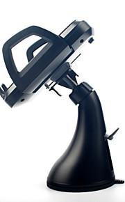 360 graders rotation qi trådløs oplader til bil holder trådløs oplader pad bil mount til smartphones