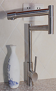 Grifo de la cocina Art Deco / Retro Preenjuague Acero Inoxidable Acero Inoxidable