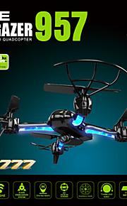 fq777-957f 5,8 g FPV päätön tilassa gazer rc quadcopter HD kameran näyttö