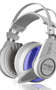 plextone pc900 blænde bule lys 7,1 -kanal lyde cardheadphones med mikrofon / volumenkontrol / spil til medier