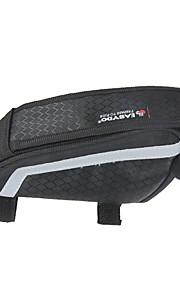 Bike Frame Bag - Vedenkestävä/Kosteuden kestävä/Kestävä/Monitoiminen ( Musta , 1680D Polyesteri , 1.16L L)  Pyöräily
