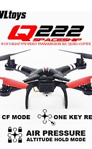 wltoys q222k wifi FPV 720p kamera ilmanpaine leijuu korkealla rc quadcopter rtf