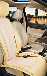 CarSetCity Functional Cushion Car Seat Cover Heat/Massage Multiple-colors
