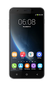 OUKITEL U7 MTK6582 Android4.4 3G Phone w/ 5.5''-Gray