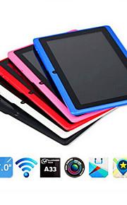 "Icestar Z31 7""Android4.4 A33 Quad Core HD-display Tablet(Bluetooth,WiFi,Quad  Core ,RAM 512MB ROM 8GB  Dual Camera)"