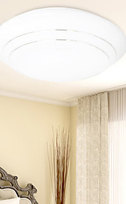 Double silvermoon Ceiling Mounted LED Changable Light Source Color White/Warm White/Yellow Modern Metal