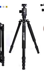 zomei bærbare kamera magnesium aluminium stativ monopod stativ med kuglehoved lomme - z818