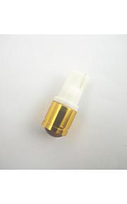 t10 1.5W 180lm hvidt lys / rød / gul lys / grønt lys / blå ligh bil lys (DC 12V)