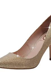 Chaussures de mariage - Rouge / Argent / Or - Mariage / Habillé / Soirée & Evénement - Talons / Bout Pointu / Bout Fermé - Talons - Homme