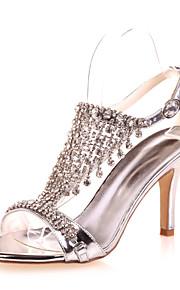 Chaussures de mariage - Noir / Bleu / Argent / Or - Mariage / Soirée & Evénement - Bout Ouvert - Sandales - Homme