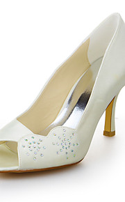 Chaussures de mariage - Ivoire - Mariage - Talons / Bout Ouvert - Sandales - Homme