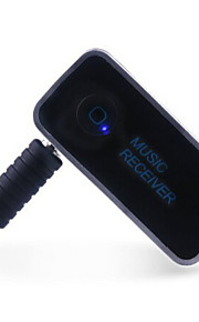 bluetooth handsfree carkit, bluetooth audio adapter 4.1, ondersteuning van twee telefoons tegelijk