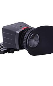 Sevenoak sk-vf01 vergroting 2,5 x 3,0 '' inch zoeker zoeker voor canon Nikon DSLR camera