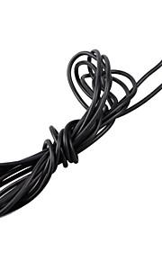 pc maschio a 3.5mm pc filo cavo di sincronizzazione pc lampo piombo lampeggiante lunghezza 300 centimetri legata linea istantanea linea 3