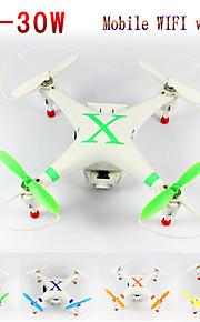 CX-30W с мобильного автономного версия 3d группа 2,4 ось вращения гироскопа 6 осей самолета WiFi в режиме реального времени передачи
