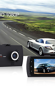 CAR DVD - 3 MP CMOS - 1600 x 1200 - Full HD / Vidvinkel / 720P / 1080P