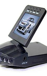 CAR DVD - 2 MP CMOS - 2560 x 1920 - Video ud / G-sensor / Vidvinkel / Anti-stød