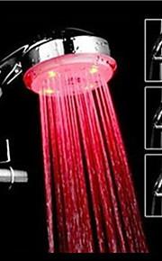 Robinet de douche - Contemporain - LED - Plastique ABS de grade A ( Peintures )