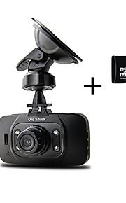 CAR DVD - 13 MP CMOS - 3264 x 2448 - Vidvinkel / 720P / 1080P / HD / Anti-stød