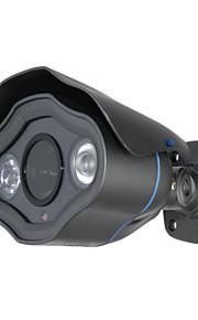 stor vifte ir udendørs vandtæt bullet ip kamera med vf linse