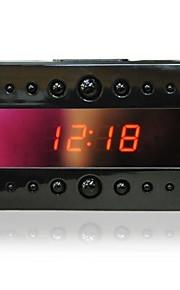cámara del reloj ir v26 1080p full hd noche negro alarma visión mini dv dvr grabadora de vídeo