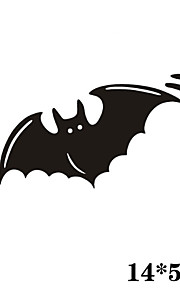 grappig halloween bat auto sticker autoraam muurstickers auto styling