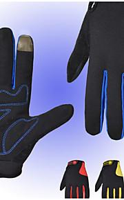 Guantes Ciclismo / Bicicleta Mujer / Hombres Dedos completosA prueba de resbalones / Mantiene abrigado / Resistencia al desgaste / A