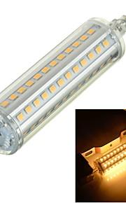 Ampoules Maïs LED Décorative Blanc Chaud / Blanc Froid Marsing 1 pièce Encastrée Moderne R7S 10W 72 SMD 2835 800-1000 lm AC 100-240 V
