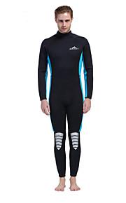 Bañadores / Trajes de buceo ( Negro ) - Grueso - Impermeable / Resistente a los UV / Mantiene abrigado - para Hombres