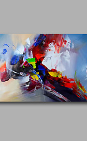 手描きの 抽象画Modern 1枚 キャンバス ハング塗装油絵 For ホームデコレーション