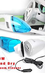 automatische versie mini 60w 12v high-power auto natte en droge draagbare handheld stofzuiger auto stofzuiger stofafscheider