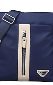 X.BNJ  Men Shouder Bags Top Grade Oxford Cloth and Microfiber Business Bag Vintage Messenger Bags