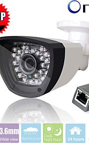 cctv sony cms30pcs leds-ir cut indoor bullet ip bewakingscamera 2.0MP 1080p p2p netwerk surveillance ip camera